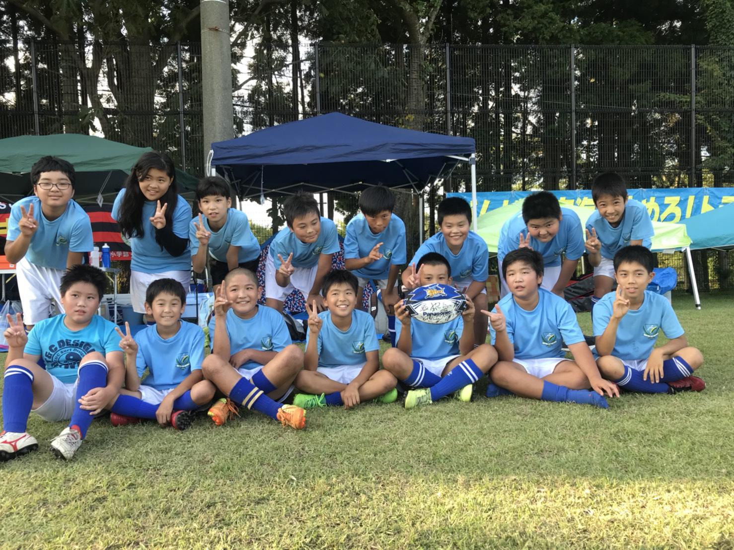 第45回九州少年ラグビー交歓会SEINANラグビーマガジンCUP